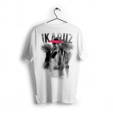 IKARUZ /// NIGHTMARE /// WHITE SHIRT
